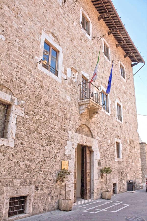 Palazzo mazzancolli terni