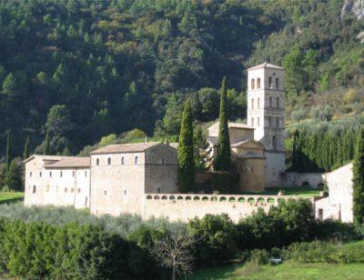 San Pietro in Valle Ferentillo