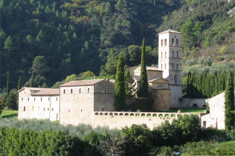 San Pietro in Valle Ferentillo flamini