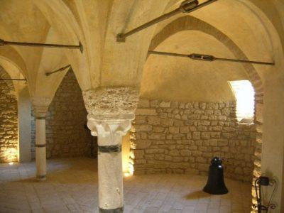 Santa Pudenziana Narni cripta