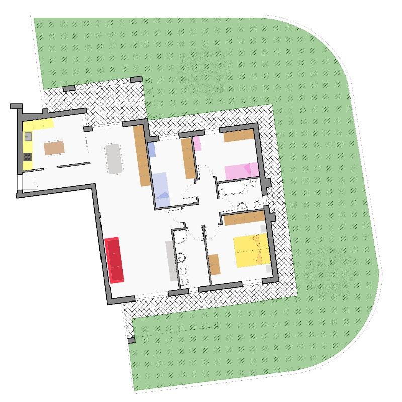 appartamenti gabelletta terni piano terra via omega