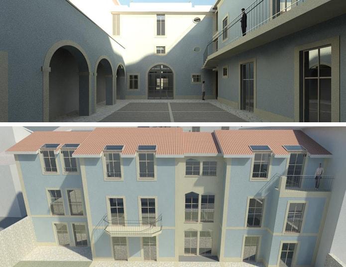 appartamenti terni via aminale flamini