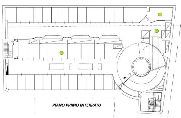 box auto piazza valnerina terni primo piano interrato