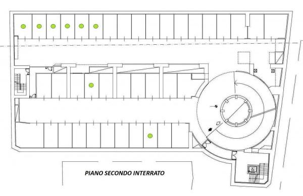 box auto piazza valnerina terni secondo piano interrato