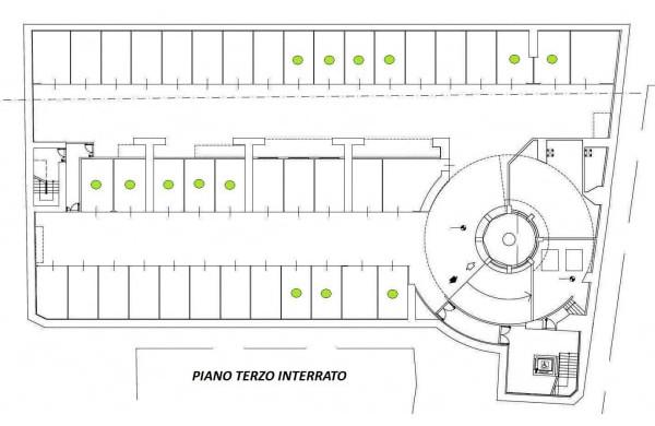 box auto piazza valnerina terni terzo piano interrato