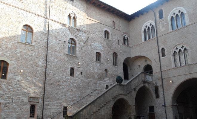 palazzo trinci foligno iterno