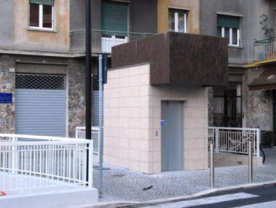 piazza valnerina terni ascensore box auto