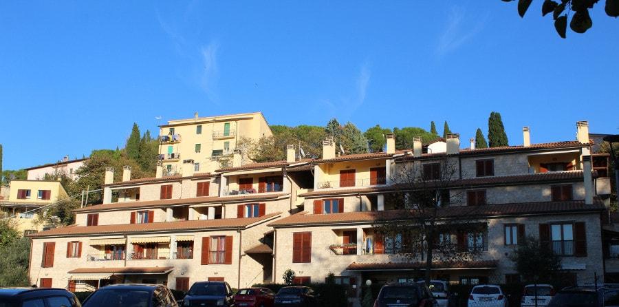 vendita appartamenti panoramici stroncone flamini